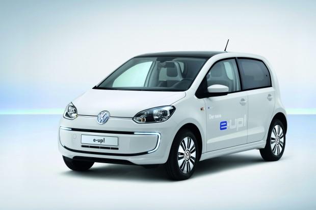 Connaissez vous la dernier Volkswagen E-up ?